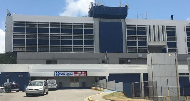 Hospital San Lucas de Guayama. (Voces del Sur)
