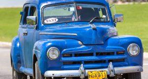 Auto antiguo.