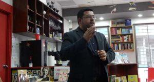 Aníbal J. Rosario Planas presentará la antología en la Librería El Candil, en el casco urbano de Ponce, el sábado, 19 de agosto, a las 3:00 p.m.