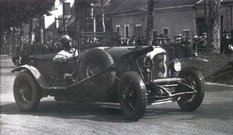 Bentley 3L 3hх24 Heures-du-Mans, 1927
