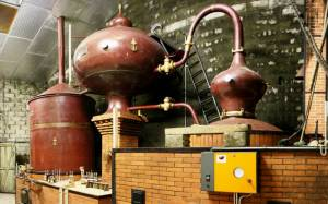 Cognac & brandy pot-still