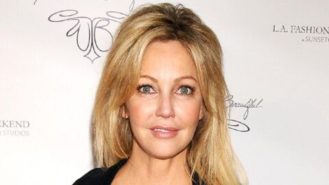 Heather Locklear   la star de Melrose Place arr    t    e apr    s avoir