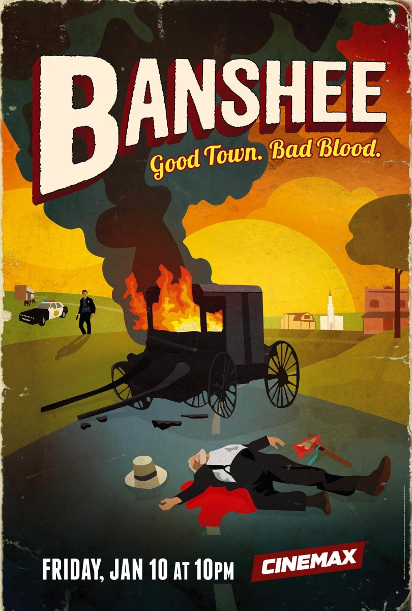 "UPDATE: ""Banshee"": Season 2, Episode 1 Review 