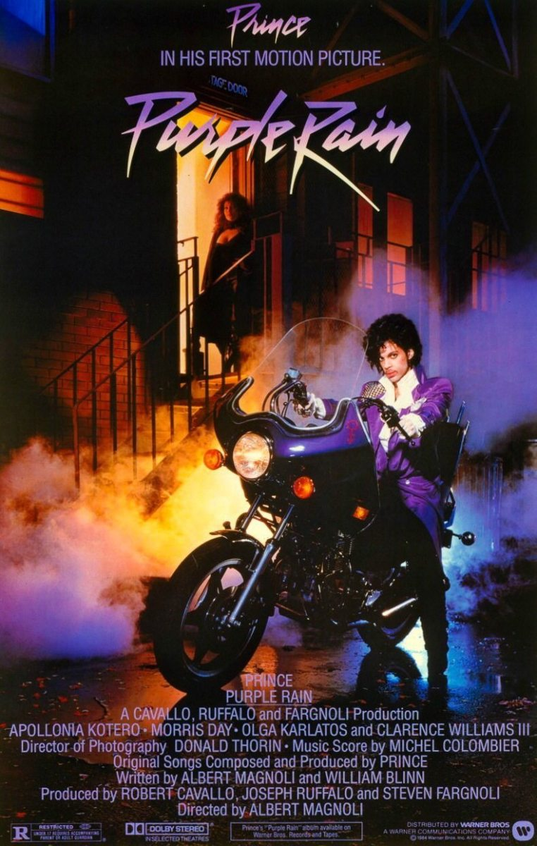 "Prince And The Revolution  ""Let's Go Crazy""  ""Purple Rain"""