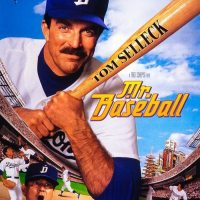 """Derek Begins...#4   Fred Schepisi's """"Mr. Baseball"""""""