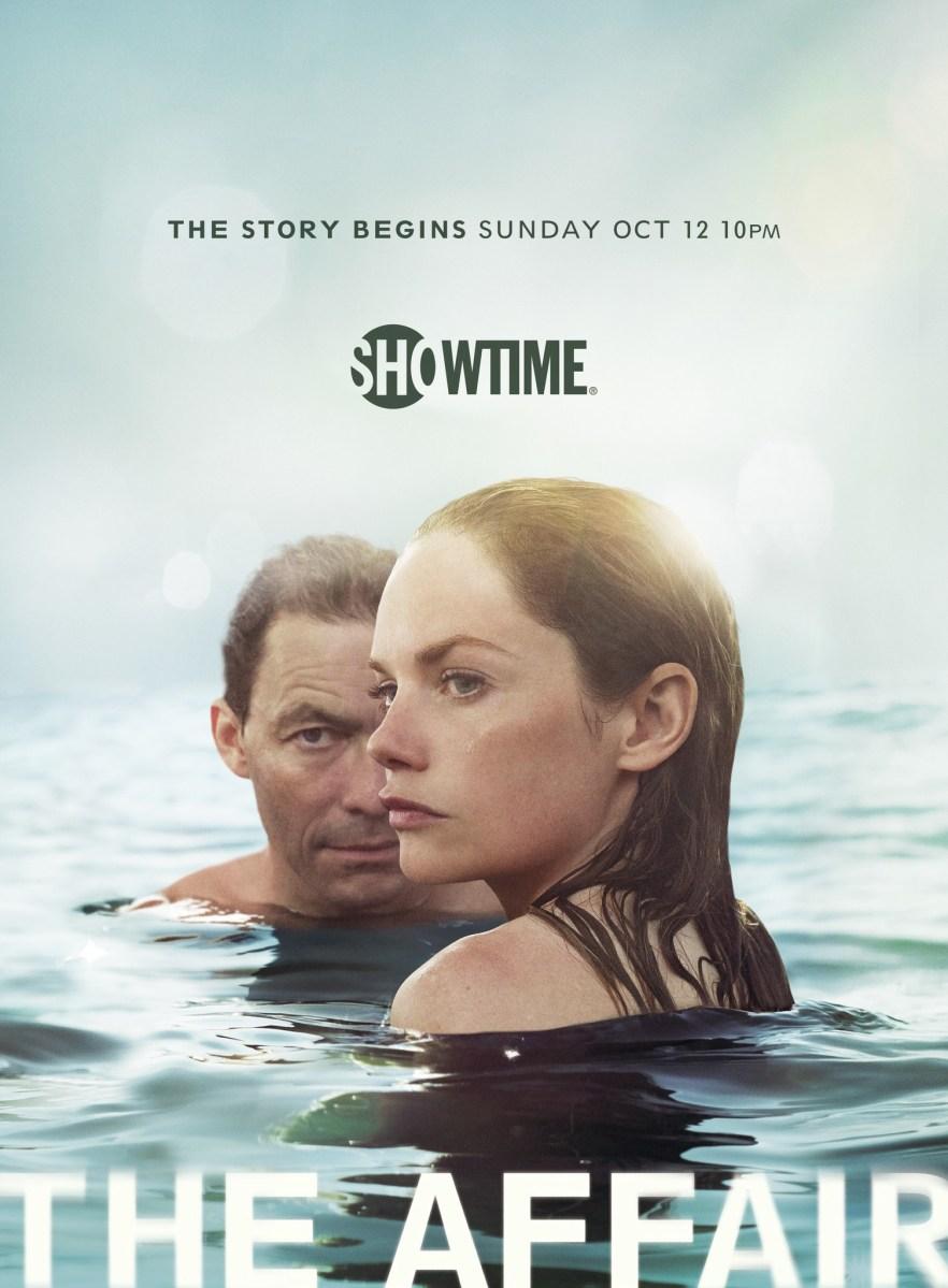 """Showtimes""""The Affair""""Ruth WilsonDominic WestEpisode 1Inside"""