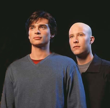 Smallville - Clark and Lex