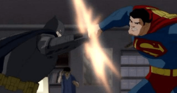 superman-batman fight 8