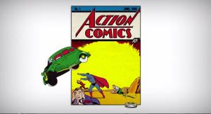 Superman 75 - Action Comics