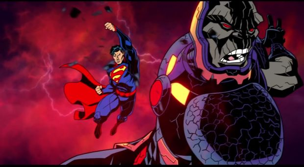 Superman 75 - Darkseid