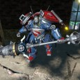 """This time IGN turns the focus on the Infinite Crisis game on to the Mecha Superman. Says the site, """"Mecha Superman is an enforcer Champion with awesome crowd control abilities."""""""