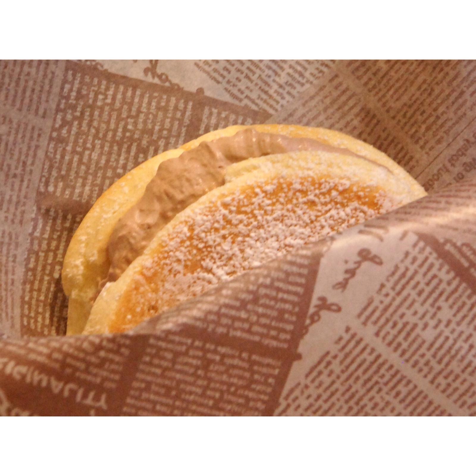 【テイクアウト】クリームinパンケーキ