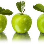 Индивидуальные яблоки