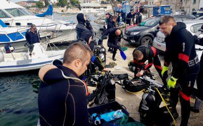 Volonteri čistili podmorje u Pirovcu i nakon 15 godina pronašli morskog konjica