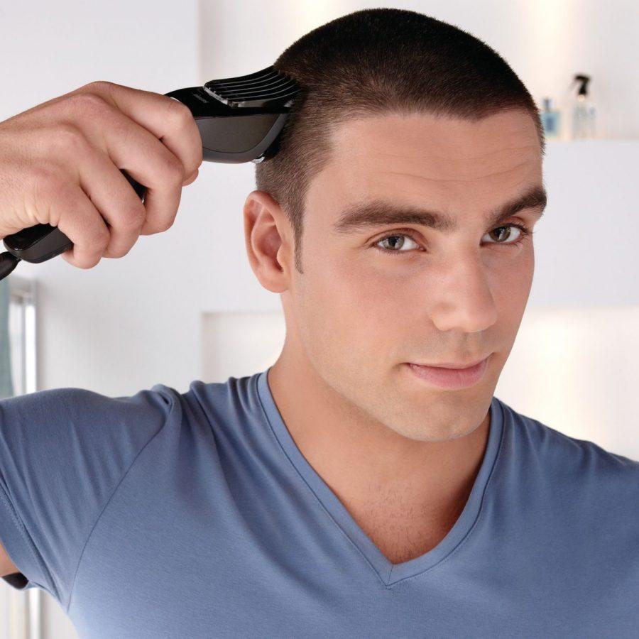 Причёска полубокс в домашних условиях