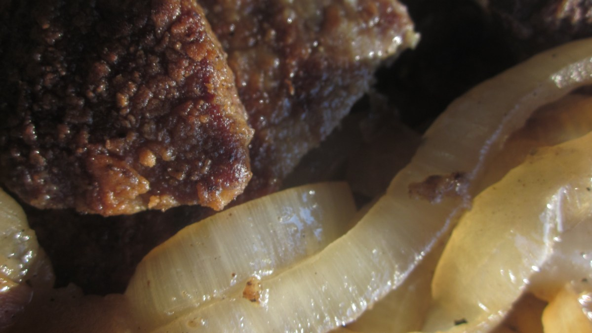 Liver and onions: a secret that will make it irresistible