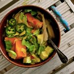 Hot 'n' Spicy Chicken & Veg Soup: it'll cure what ails ya