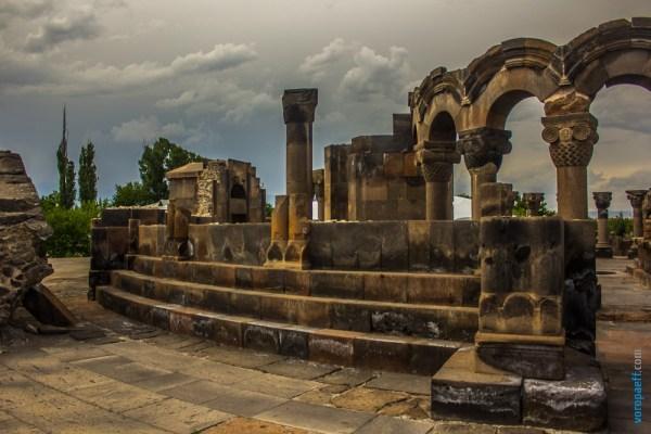 Отчет о поездке в Армению.