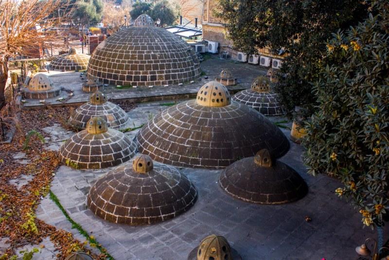 Интересные строеня Баку