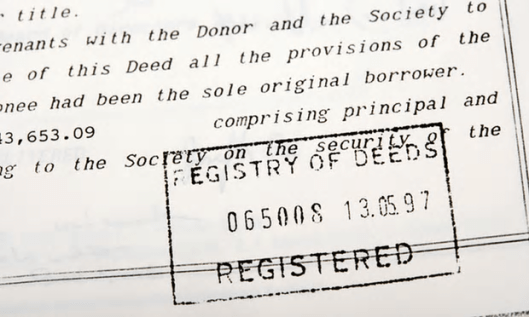 The Land Registry maintains records on the ownership of property in England and Wales [Image: Alamy].