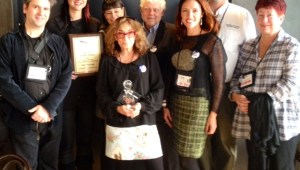 SATW Lowell Thomas Award winners at Iceland conference