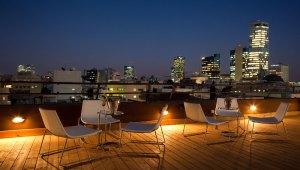 Brown Hotel Rooftop Tel Aviv