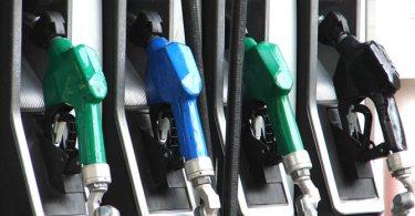 gasolina reajuste