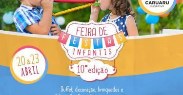 Feira de Festa Infantis