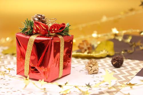 クリスマスプレゼントtop
