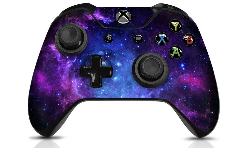 xbox controller skins space starfighter fighter sci fi