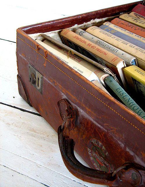 boeken meenemen op reis