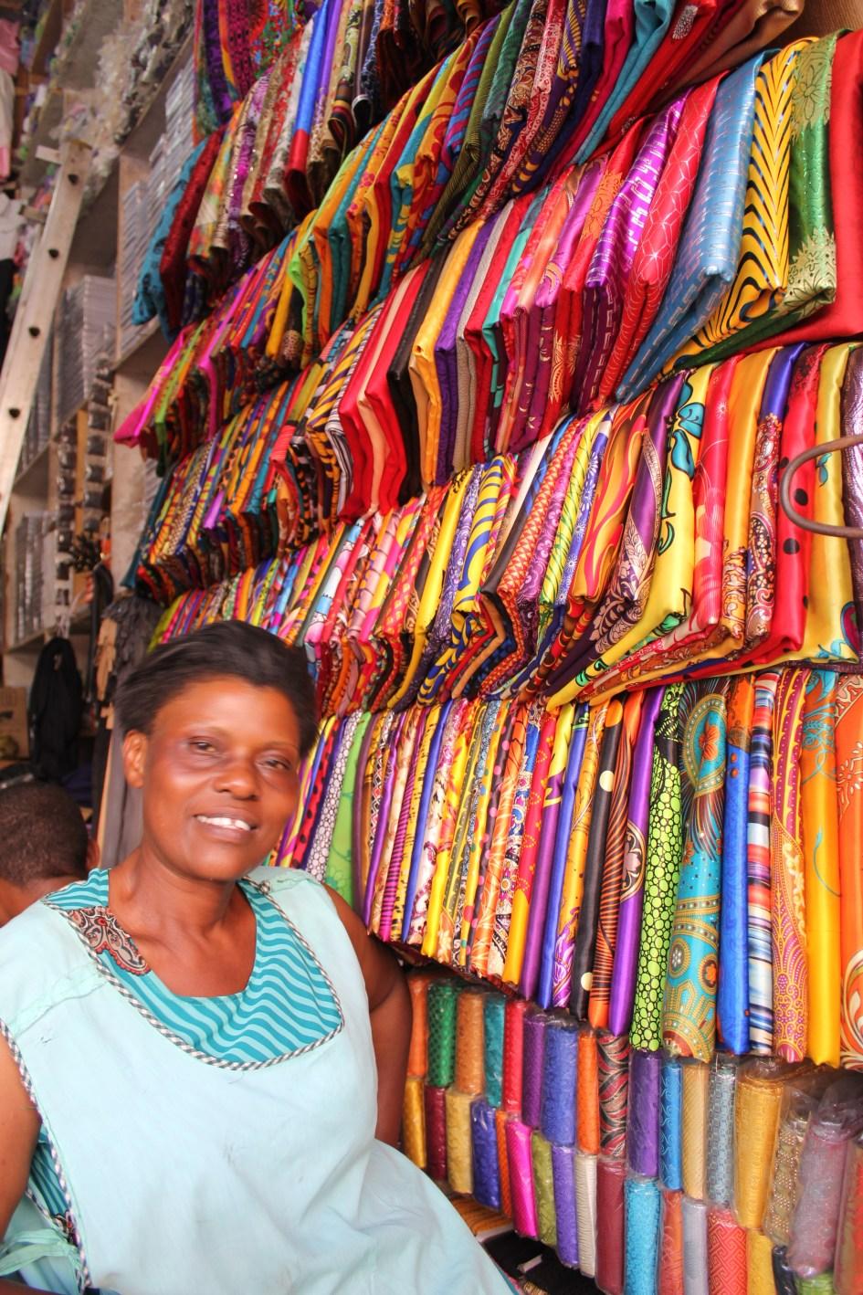 stoffenkraam Kampala