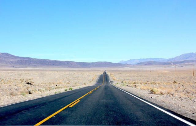 death valley wegen