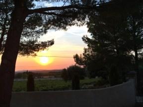zonsondergang_provence