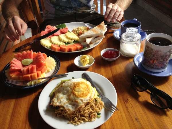 ontbijt indonesie