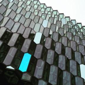 Harpa Reykjavik detail