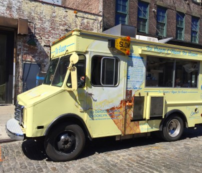 ice cream truck New York