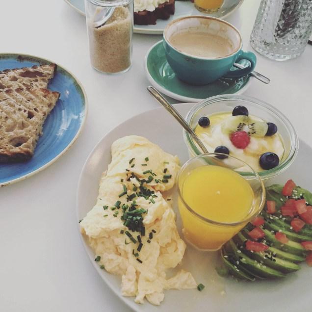 ontbijt brunch Hamburg