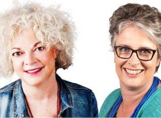 Hèt lanceerevent, leer in 1 dag lanceren, lanceren kun je leren, Denise Hulst, Marjan Crabtree, 30 juni Amersfoort