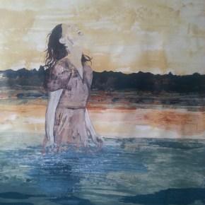 Werk van Ellen van der Wal op Kunstraffinaderij