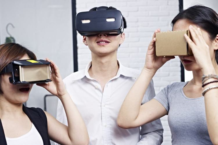 What Are Virtual Reality Goggles