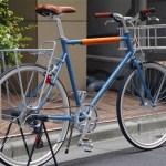 tokyobike 26 / front basket & carrier