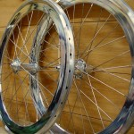 20inch WHEEL / CHRIS KING & H+son