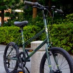 BRUNO 2016 / Mixte Flate  BLACK EDITION   V.Green