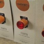 BROOKS / FEMTO Light,MUDFLAP,ISLE OF WEIGHT