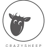 CRAZYSHEEP / Romney ロムニーGRAY BASKET