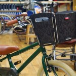 "CRAZY SHEEP / KIDS BIKE ""Merino"" + RIXEN & KAUL フロントバスケット"