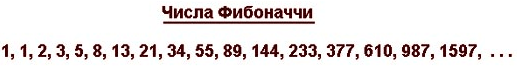 числа Фибоначчи на C# - vscode.ru