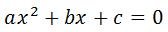 Квадратное уравнение - vscode.ru