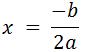 Формула единственного корня квадратного уравнения - vscode.ru